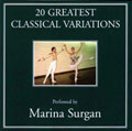 20 Greatest Variations, CD