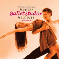 Modern Ballet Studios Melodies Volume 1 Piano Pieces for Barre & Center