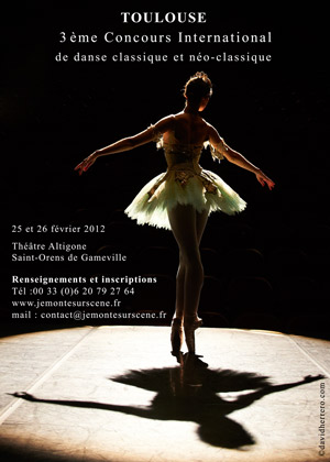 Third International Dance Competition Ballet and  Neo-Classic