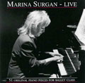 Marina Surgan Live - CD